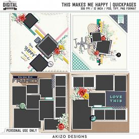 This Makes Me Happy | Quickpages