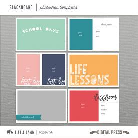 Blackboard | Photoshop Templates