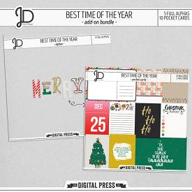 Best Time Of The Year | Add-on Bundle