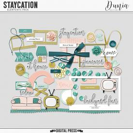 Staycation | Elements