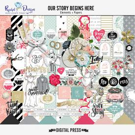 Our Story Begins Here | Kit