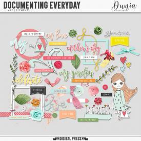 Documenting Everyday | May - Elements