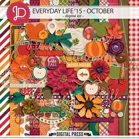 Everyday Life '15 - October | Kit