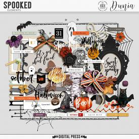 Spooked | Elements