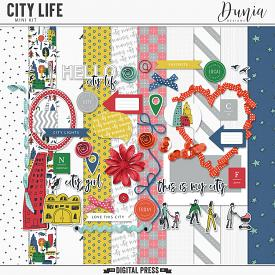 City Life | Mini Kit
