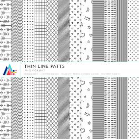 Thin Line Patts (CU)
