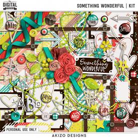 Something Wonderful | Kit
