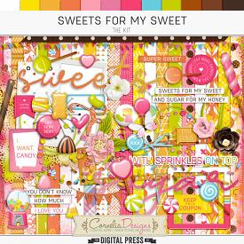 SWEETS FOR MY SWEET | KIT