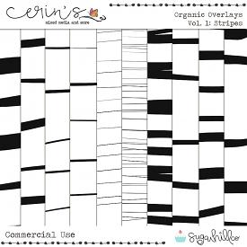 Organic Overlays Vol. 1: Stripes (CU)