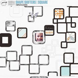 Shape Shifters | square