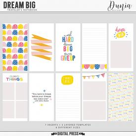 Dream Big | Traveler's Notebook
