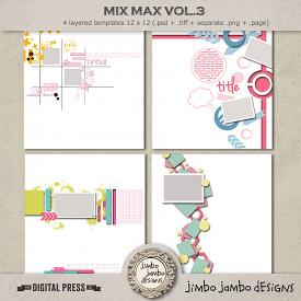 Mix Max vol.3 | Templates
