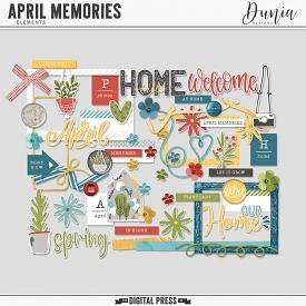April Memories | Elements