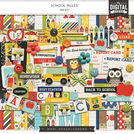 School Rules | The Kit