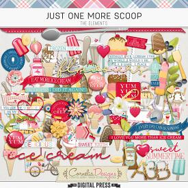 JUST ONE MORE SCOOP | ELEMENTS