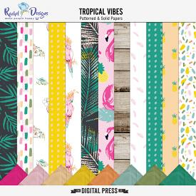 Tropical Vibes | Papers