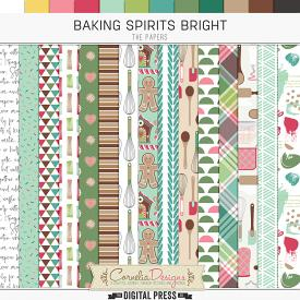 BAKING SPIRITS BRIGHT | PAPERS