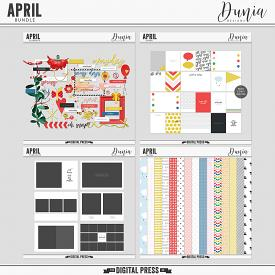 April | Bundle