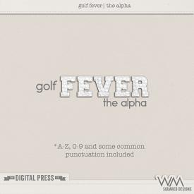 Golf Fever | The Alpha