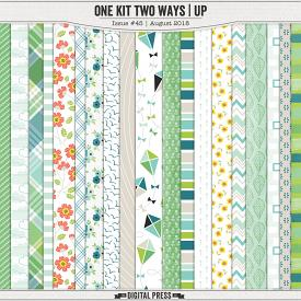 One Kit Two Ways | Up Paper