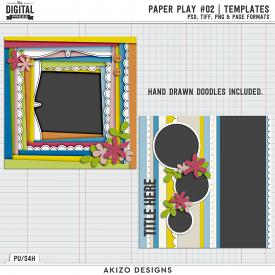 Paper Play 02 | Templates