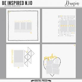 Be Inspired N.10 | Layered Templates