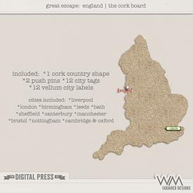 Great Escape:  England | The Corkboard