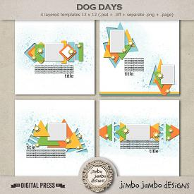 Dog days | Templates