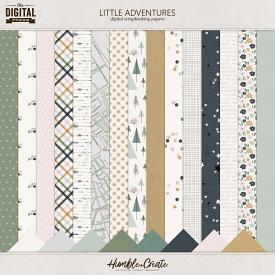 Little Adventures | Papers