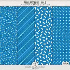 Filler Patterns Volume 6 (CU)