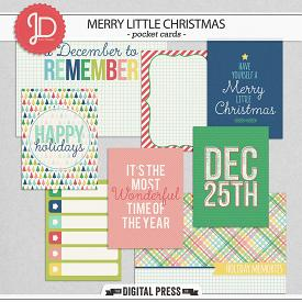 Merry Little Christmas | Cards