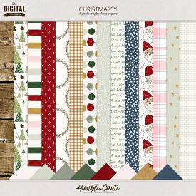Christmassy | Papers