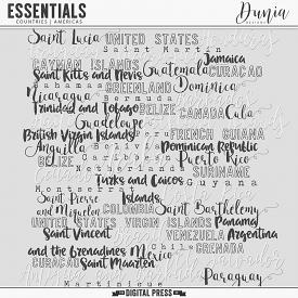 Essentials | Countries - Americas