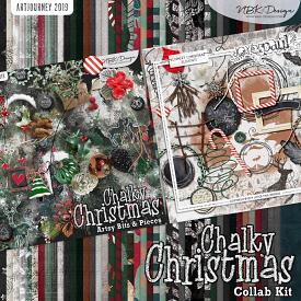 Chalky Christmas | Collab Kit with NBK