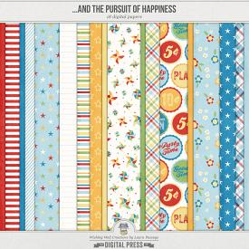 ...And The Pursuit Of Happiness | Paper
