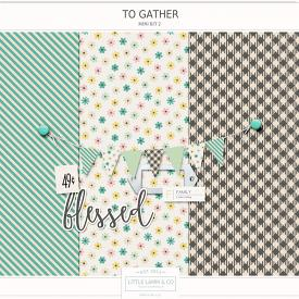 To Gather | Mini Kit 2