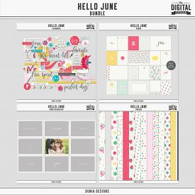 Hello June - Bundle