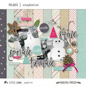 Polaris | Scrapbook Kit