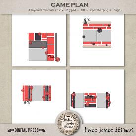 Game plan | Templates