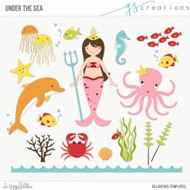 Under the Sea Layered Templates (CU)