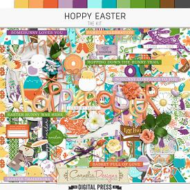 HOPPY EASTER | KIT