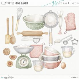 Home Baked Illustrations (CU)