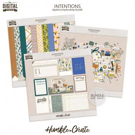 Intentions | Bundle