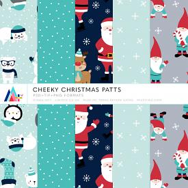 Cheeky Christmas Patts (CU)