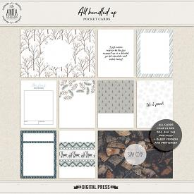 All Bundled Up | Pocket Cards