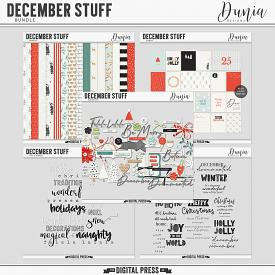 December Stuff | Collection
