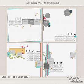 Tiny Photo Templates | V.1