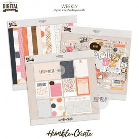Weekly | Bundle