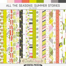 ALL THE SEASONS: SUMMER STORIES | PAPERS