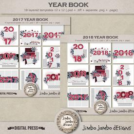 Year book bundle | Templates